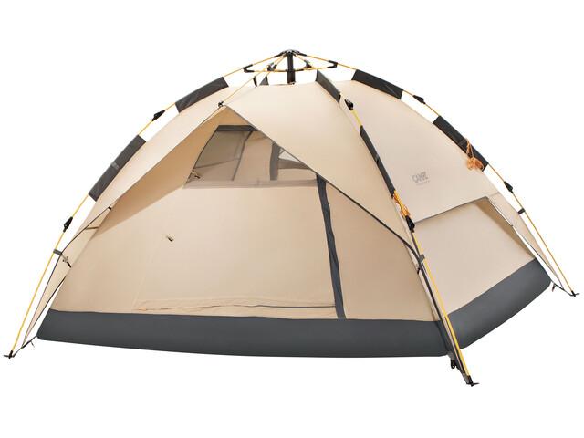 CAMPZ Grassland Tent 3P